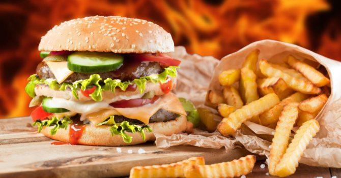 В Великобритании запретят рекламу вредной еды