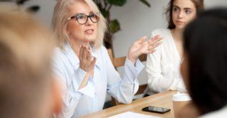 Компании, где руководители женщины более прибыльны