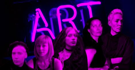 Наш вернисаж: Пять современных украинских художниц
