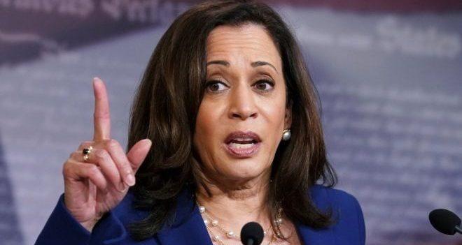 В США темнокожая женщина может стать вицепрезидентом