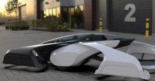 К 2023 году в Японии появятся летающие авто