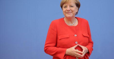 Ангела Меркель не признает результаты выборов в Беларуси