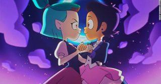 На Disney Channel будет бисексуальная героиня в мультфильме