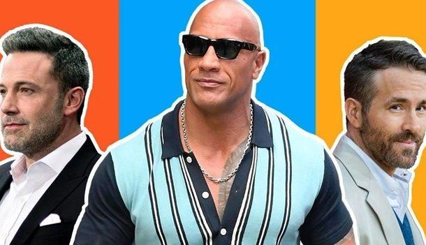 10 самых высокооплачиваемых актеров года от Forbes