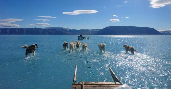 Планета потеряла 28 трлн тонн льда за 30 лет