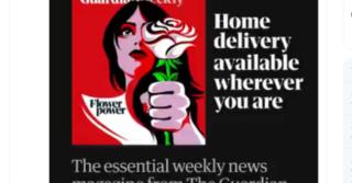 The Guardian Weekly посвятили обложку беларуским женщинам