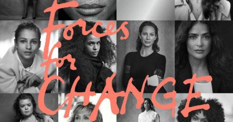Сентябрьский номер Vogue посвящен активистам со всего мира