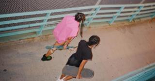 Рианна сняла фильм о скейтбордистках