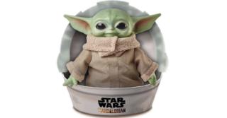 Привет из вселенной Star Wars: игрушечный Малыш Йода