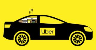 На доставке еды Uber зарабатывает в два раза больше, чем на такси