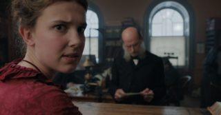 Netflix сняли детектив про сестру Шерлока Холмса