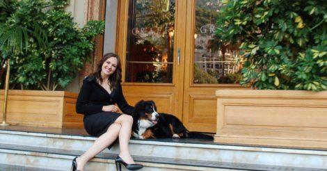 """Кинолог Оксана Коханич: """"Собаки - это члены семьи, но нельзя забывать об их нуждах"""""""