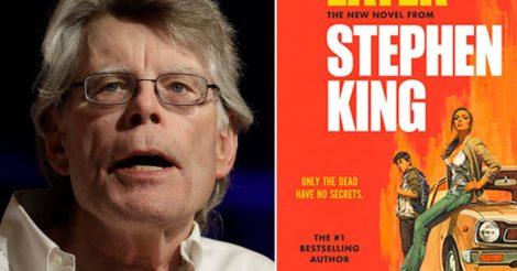 Стивен Кинг готовит новый роман: неожиданный