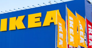 Первый магазин IKEA в Украине: каким он будет