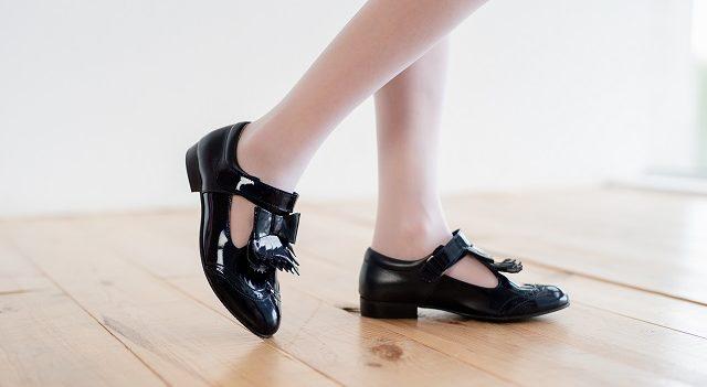 Детские туфли – предлагаемые фасоны и разнообразные стили