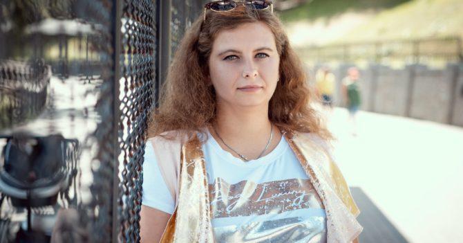 Янина-Каролина Демчук про те, як живуть люди з аутизмом в нашому світі