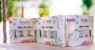 Косметический бренд Marie Fresh Cosmetics открыл бутик в ТРЦ Lavina Mall