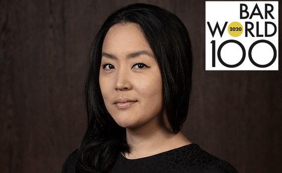 Женщина возглавила рейтинг 100 самых влиятельных людей в барной сфере