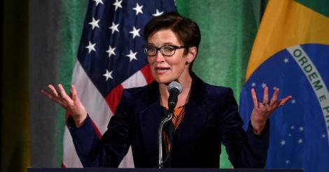 Главой крупнейшего банка США впервые стала женщина