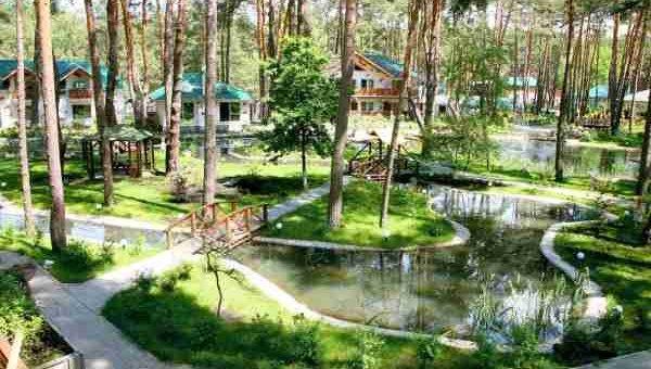 ТОП загородных комплексов в Киевской области для отдыха с детьми