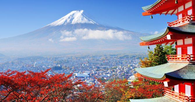Япония открывает границы для туристов