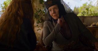 """Умерла актриса Даяна Ригг - она играла Оленну Тирелл в """"Игре престолов"""""""