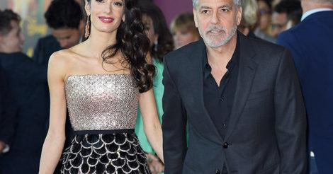 Амаль Клуни ушла с поста посланника Великобритании по вопросам свободы СМИ