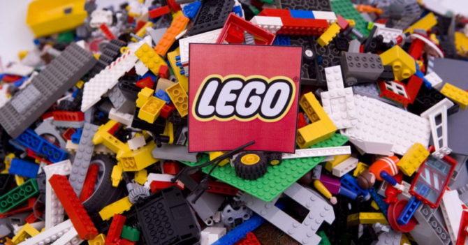 Во время пандемии выросла популярность Lego