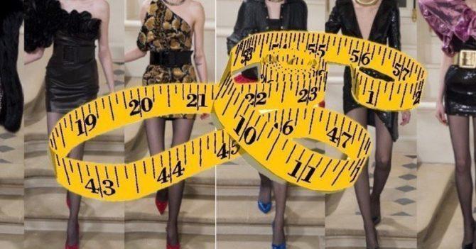 Появилась петиция с требованиями о реформе стандартов модной индустрии
