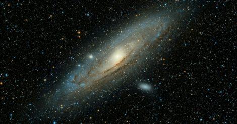Как звучит Млечный путь? NASA озвучили фото из космоса