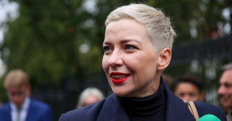 В Минске похитили опозиционерку Марию Колесникову