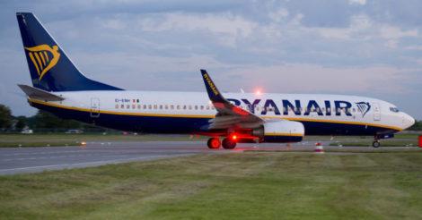 Ryanair отменил 70% рейсов из Украины: почему