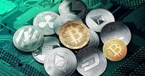 Украина на 1 месте в мире по использованию криптовалюты