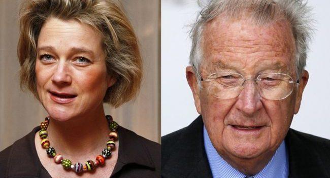 Дочь короля Бельгии получила титул принцессы через суд