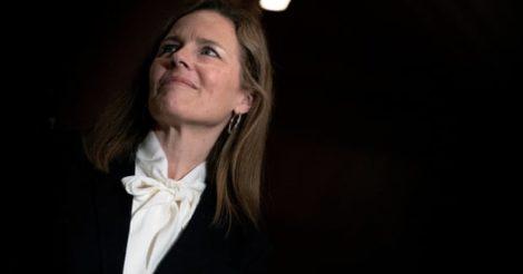 Будущая Верховная судья США выступает против абортов
