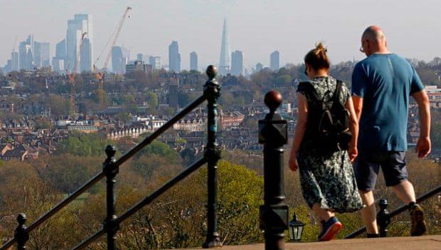 Новый рейтинг самых удобных городов для пешеходов