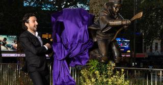 В Лондоне открыли памятник Гарри Поттеру