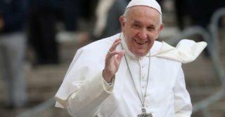 Гомосексуальные пары имеют право на законный брак: говорит Папа Римский