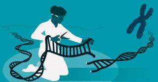 """Нобелевскую премию 2020 по химии получили создатели """"генетических ножниц"""""""