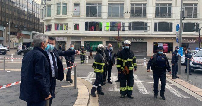 2 теракта за один один день: что случилось во Франции
