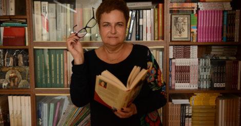 Письменниця Марина Гримич про культурну дипломатію та про те, як вона стала підприємицею