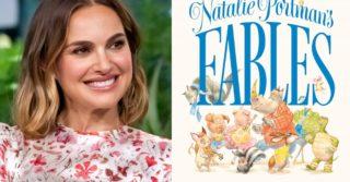 Книга инклюзивных сказок для детей от Натали Портман