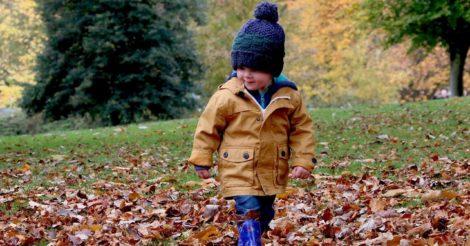 Чем полезен осенний свежий воздух для детей