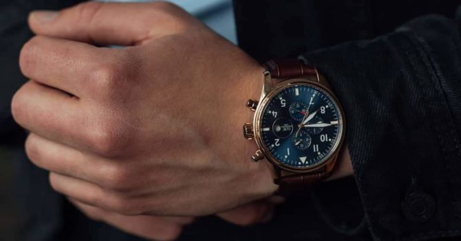 Какие они, идеальные мужские часы?