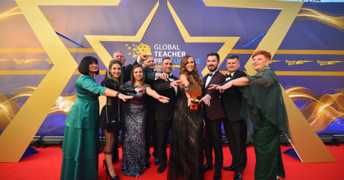 Премия Global Teacher Prize Ukraine назвала лучшего учителя страны