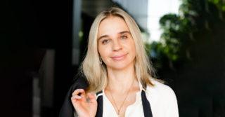 """Елена Соседка: """"В банковском деле женский подход помогает выстоять в кризис"""""""