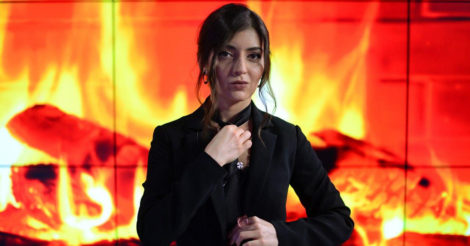 Роксана Руно о профессии телеведущей