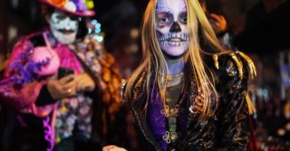 Главные события на Хэллоуин: куда пойти в День всех святых