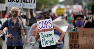 Девушка, которая записала на видео убийство Джорджа Флойда, получит премию