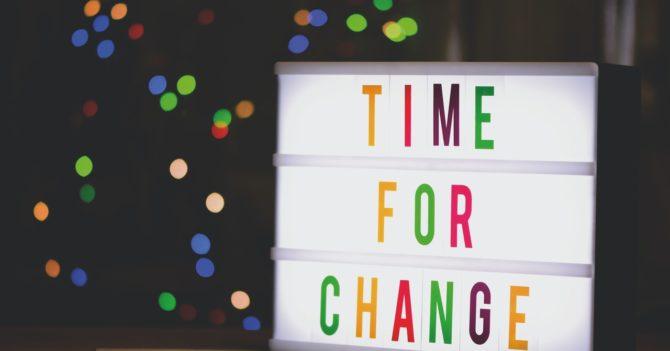 Как научиться жить во времена перемен